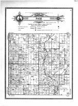 Page Township, Rum River, Mille Lacs County 1914 Microfilm